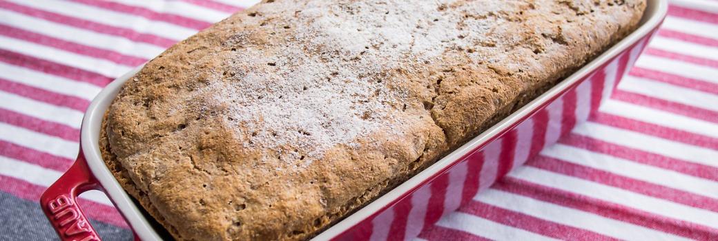 Jak zrobić chleb nazakwasie (orkiszowo-żytni)?